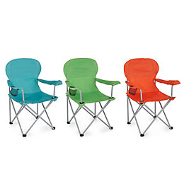 Molloy Metal Camping Chair