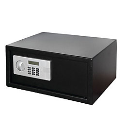 Diall 23.1L Digital Laptop Safe