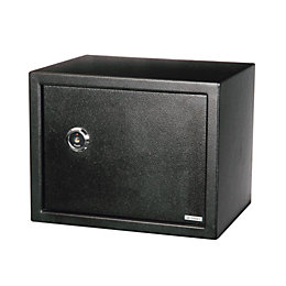 Diall 26.5L Lock & Key Large Mechanical Safe