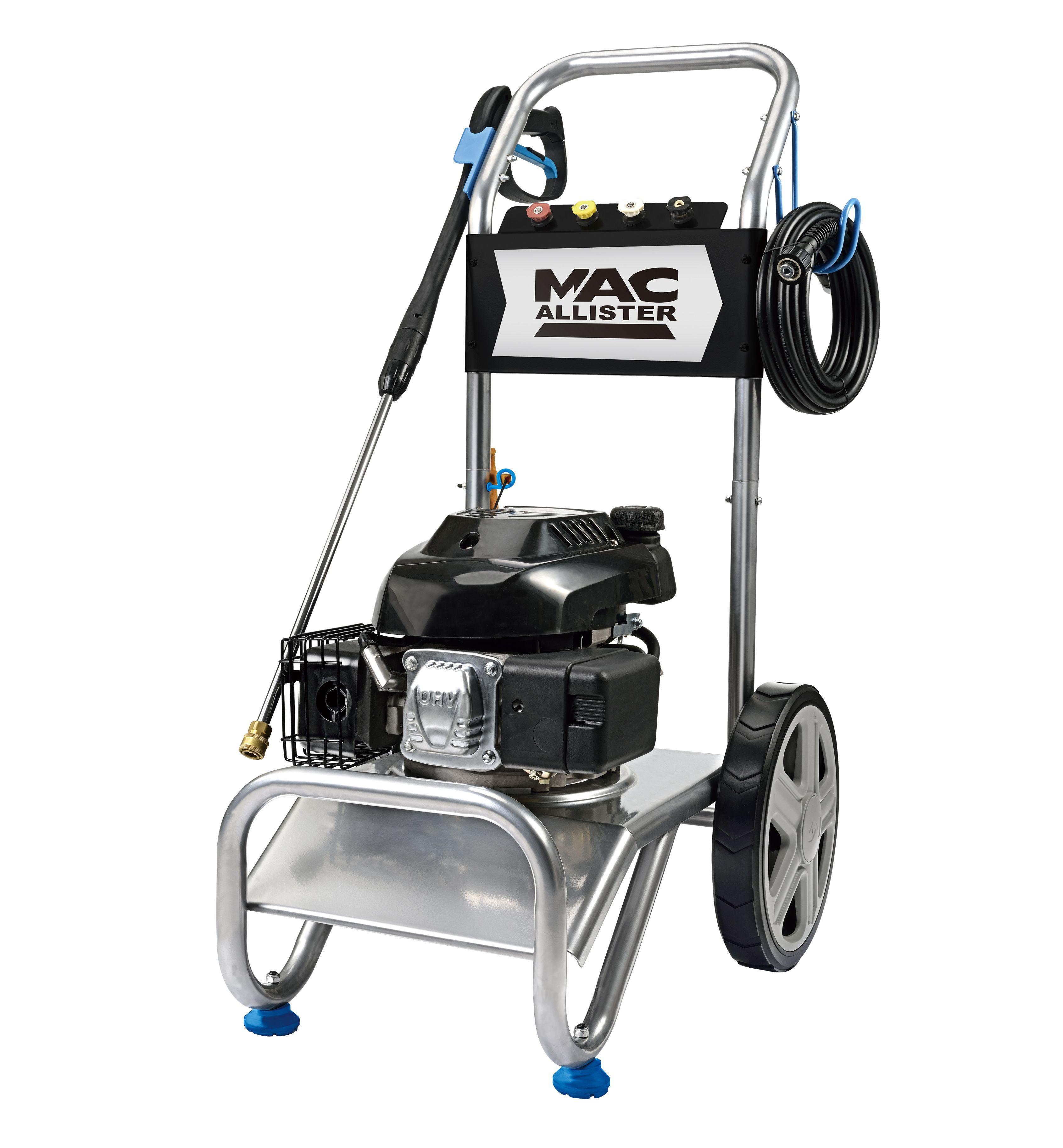 mac allister 4 0 hp pressure washer 180 bar departments. Black Bedroom Furniture Sets. Home Design Ideas