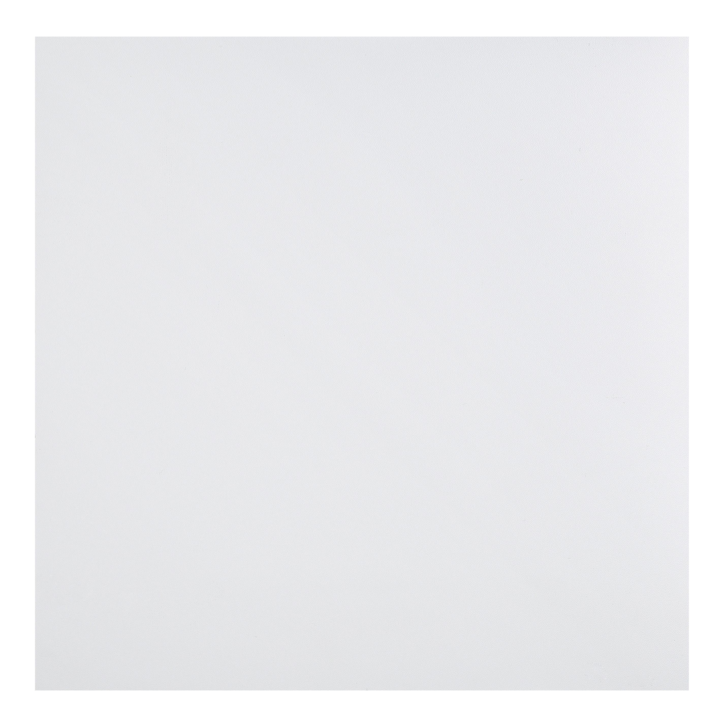 B&Q White Marble Effect Self Adhesive Vinyl Tile 1.02m²