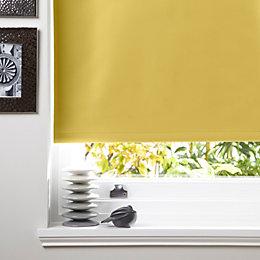 Colours Kona Corded Lemon Roller Blind (L)160cm (W)120cm