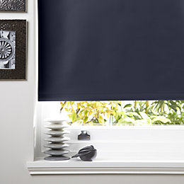 Colours Kona Corded Galapagos Roller Blind (L)160cm (W)180cm