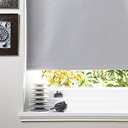 Colours Kona Corded Steel Roller Blind (L)160cm (W)90cm