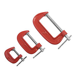 G Clamp, Set of 3