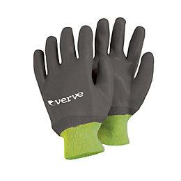Verve Polycotton Blend & PVC Men's Gloves