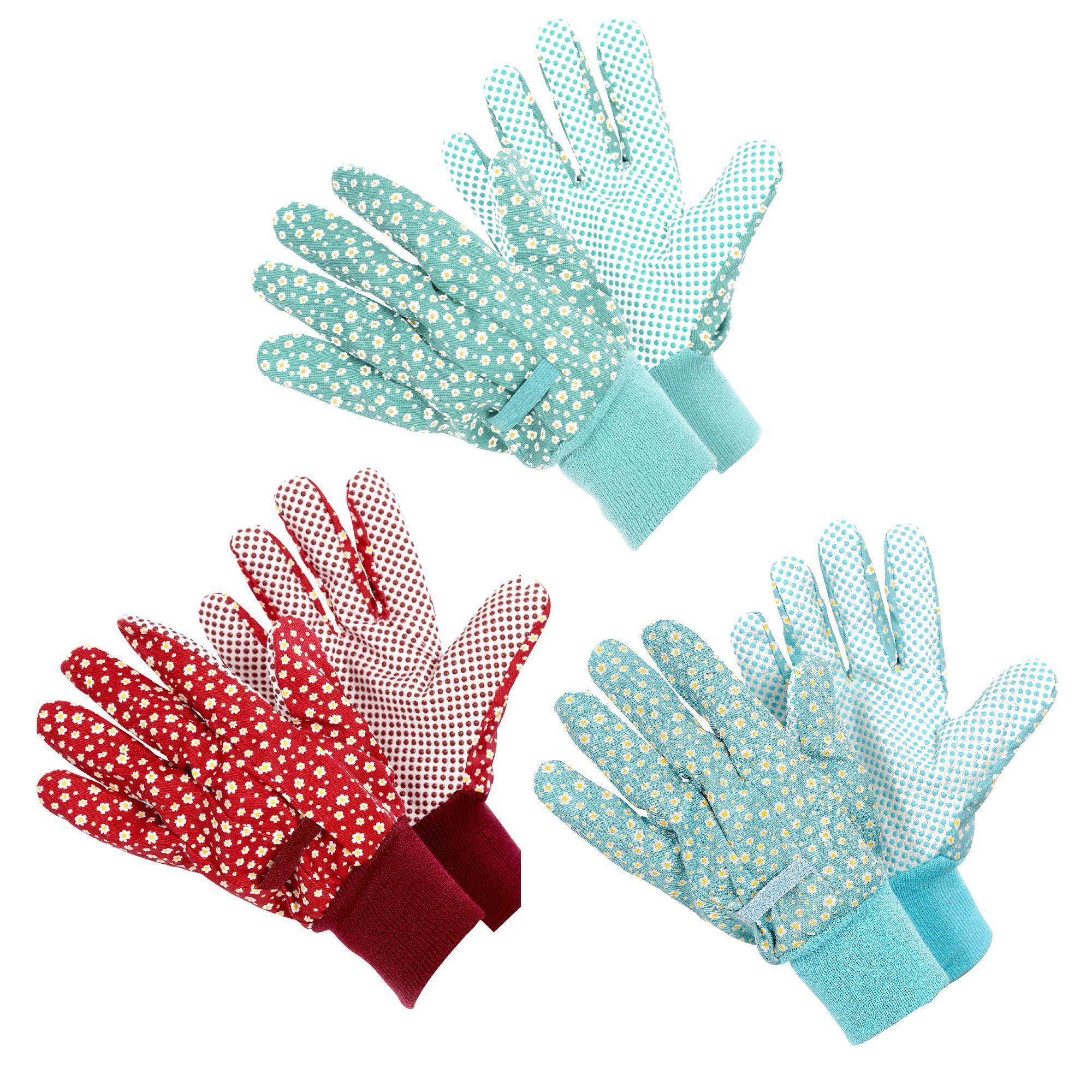 Verve Ladies Gloves, Pack Of 6