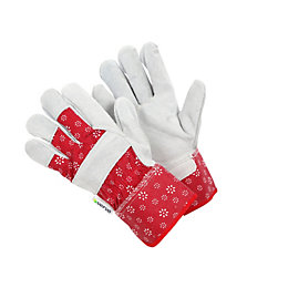 Verve Medium Cotton & Leather Rigger Gloves