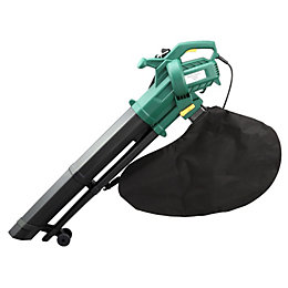 2600W Corded 240V Garden Blow Vac