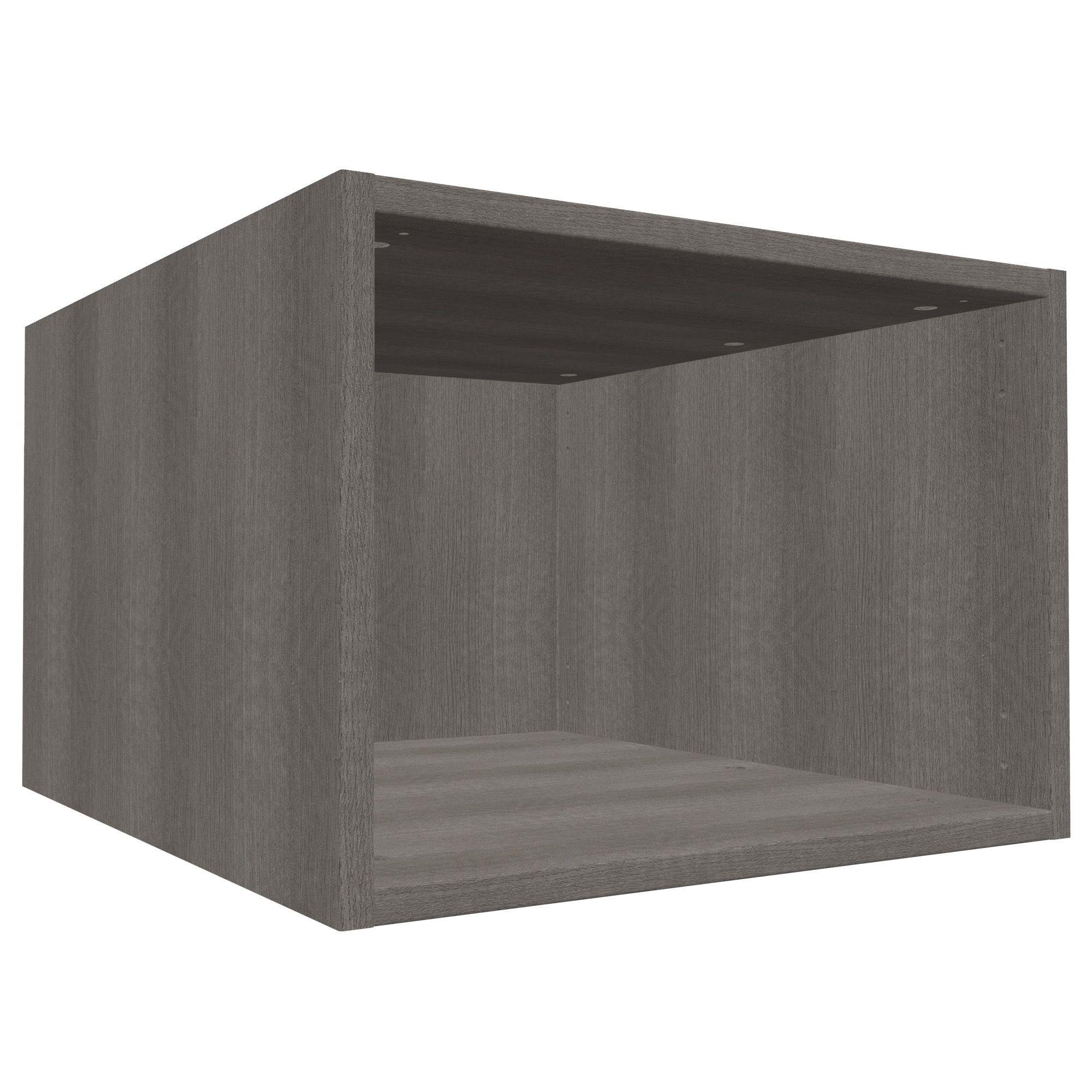 Darwin Modular Grey Oak Effect Bridging Cabinet (h)352mm (w)499mm (d)566mm