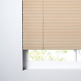 Colours Marco Cream Venetian Blind (W)120cm (L)160cm