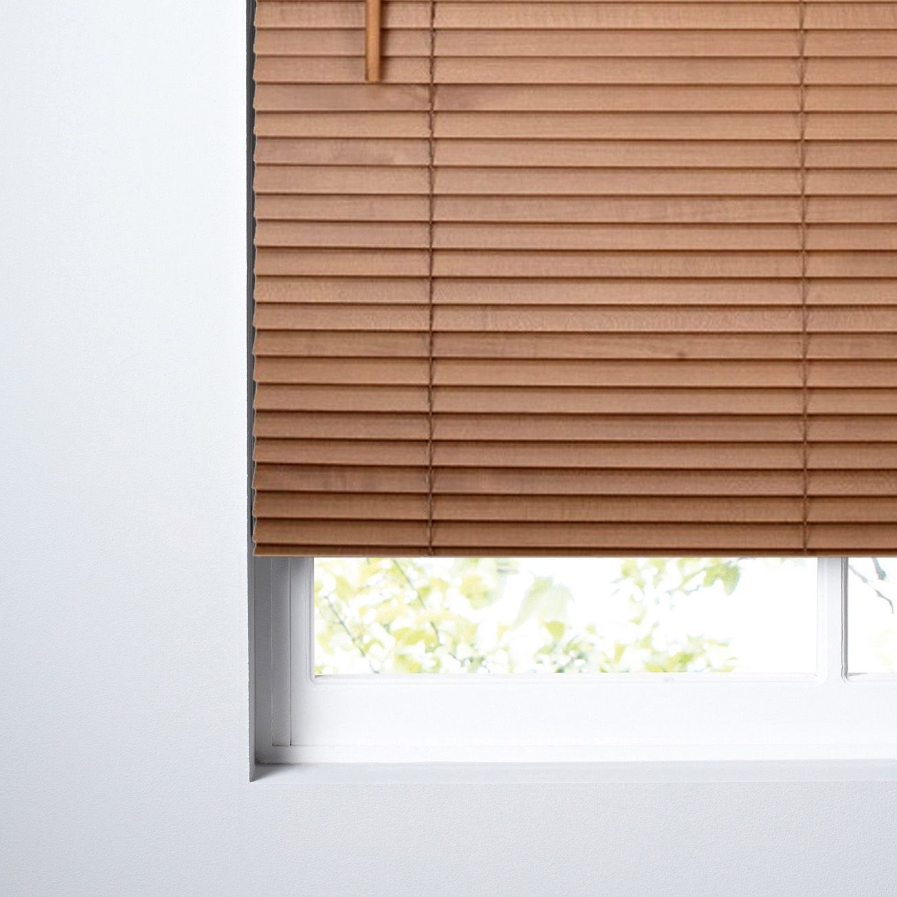 Bathroom Window Blinds B&Q colours marco mid brown venetian blind (w)180 cm (l)160 cm