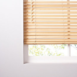 Colours Marco Natural Venetian Blind (W)60 cm (L)160