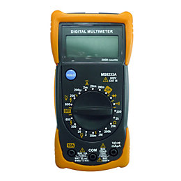 0-600V Pocket Digital Multimeter