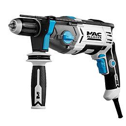 Mac Allister 900 W Corded Hammer Drill MEHD900