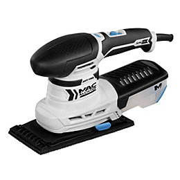 Mac Allister 240V Corded 240W Multi Sander MEMS240