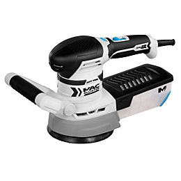 Mac Allister Corded 400W 220-240V Random Orbit Sander