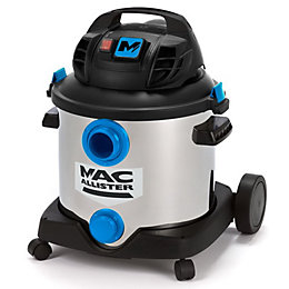 Mac Allister 240V Wet & Dry Workshop Vacuum