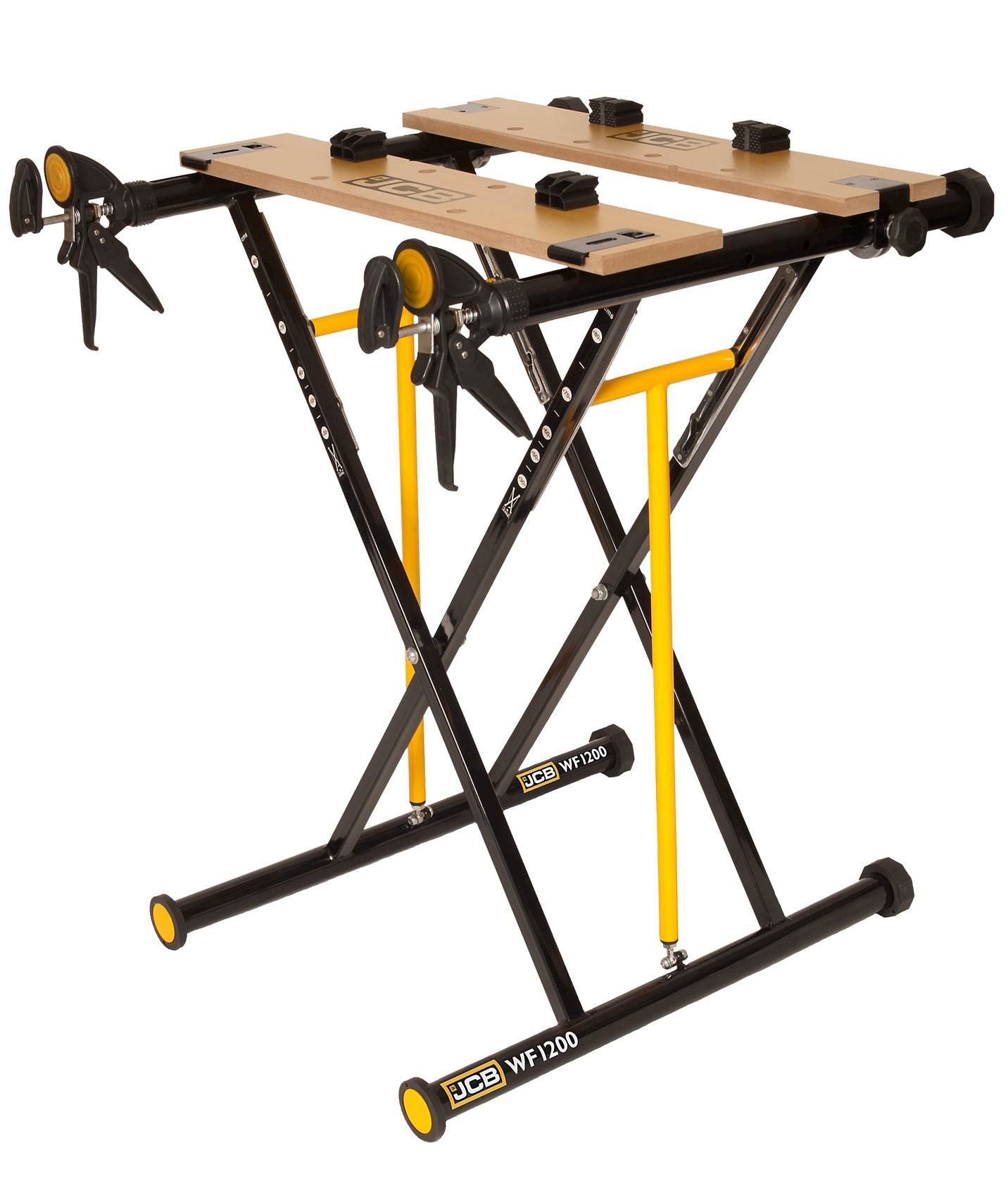 Jcb Workmate Foldable Speed Clamp Workframe W 190mm