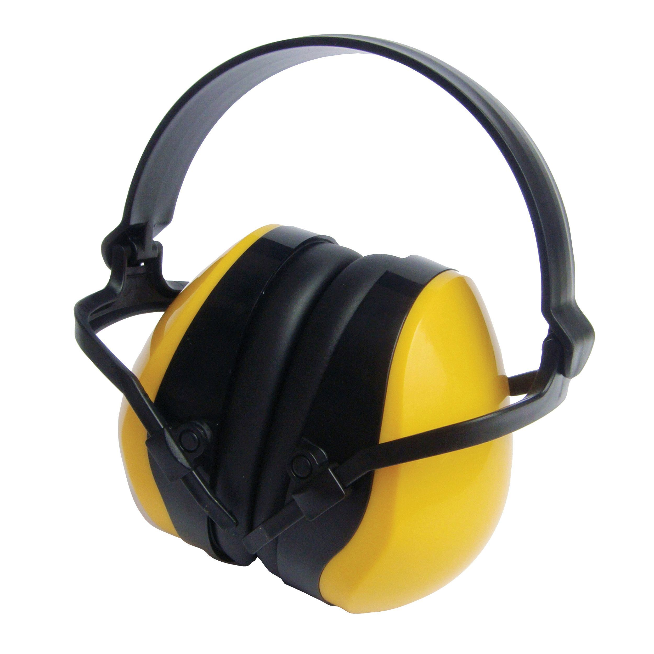 Diall Comfort Folding Ear Defenders Departments Diy At B Amp Q