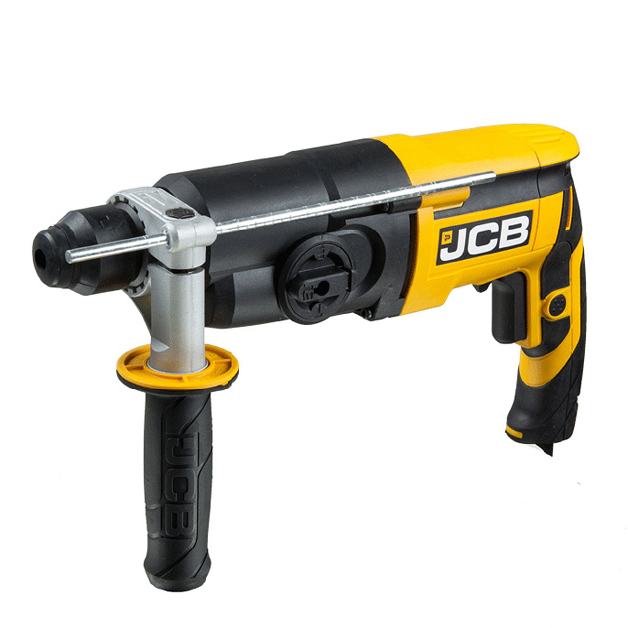 Jcb 780w Corded Sds Plus Brushed Hammer Drill Pdh26j2 Departments Diy At B Q