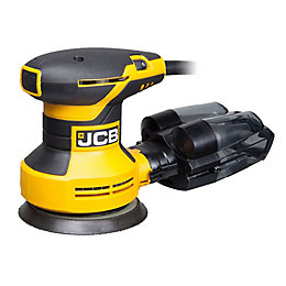 JCB Corded 330W 240V Random Orbit Sander JCB-ROS330