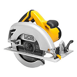 JCB 1500W 220-240V 190mm Circular Saw PSC190J2