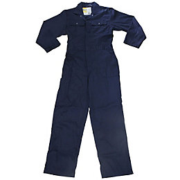 Diall Navy Boiler Suit Extra Large