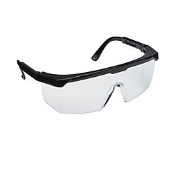 Impact Clear Wrap-Around Safety Spectacles