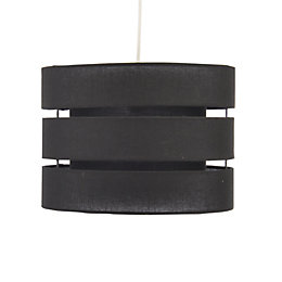 Colours Trio Black Mini 3 Tier Light Shade
