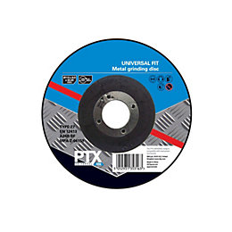 PTX (Dia)115mm Metal Grinding Disc