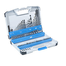 PTX Mixed Drill Bit Set, 75 Piece