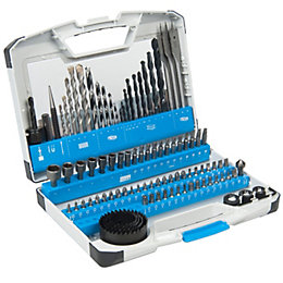 PTX Mixed Drill Bit Set, 100 Piece