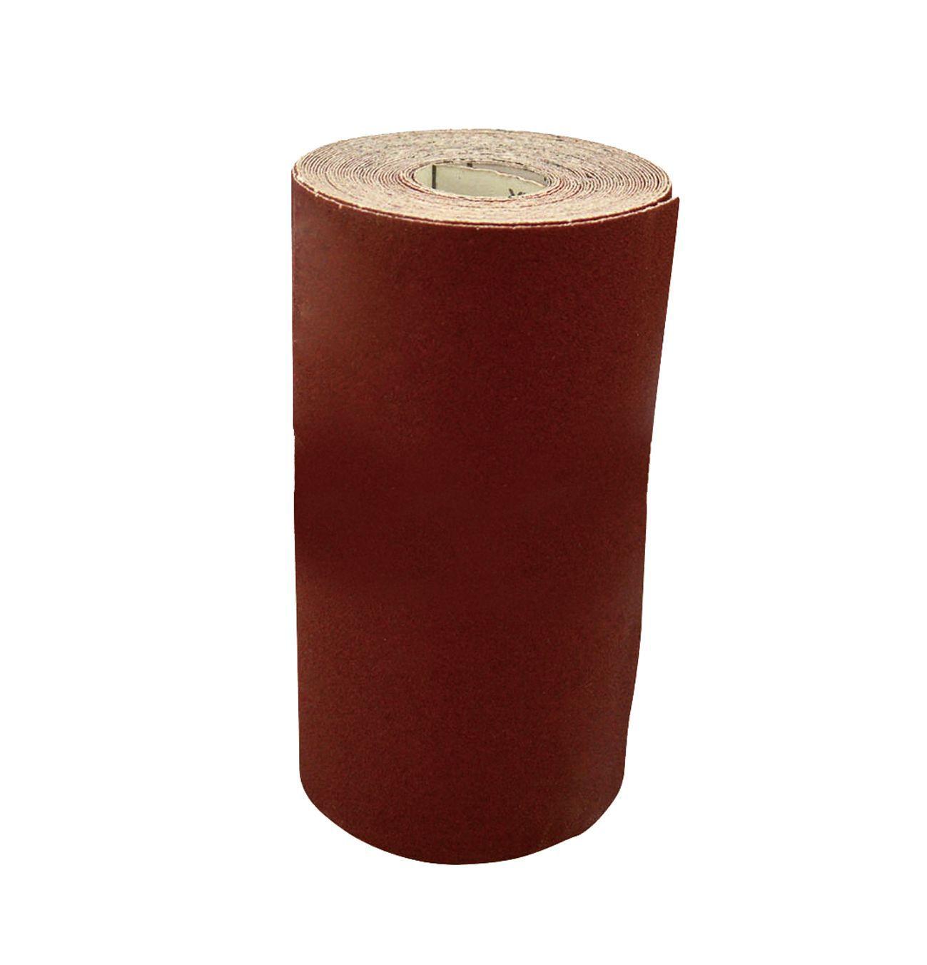 Ptx 80 Grit Sanding Roll (l)5000mm (w)115mm Of 1