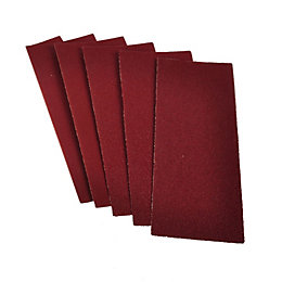 PTX 80 Grit Sanding Sheet (L)280mm (W)115mm, Pack