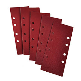 PTX 120 Grit Sanding Sheet (L)185mm (W)93mm, Pack