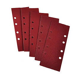 PTX 180 Grit Sanding Sheet (L)230mm (W)93mm, Pack