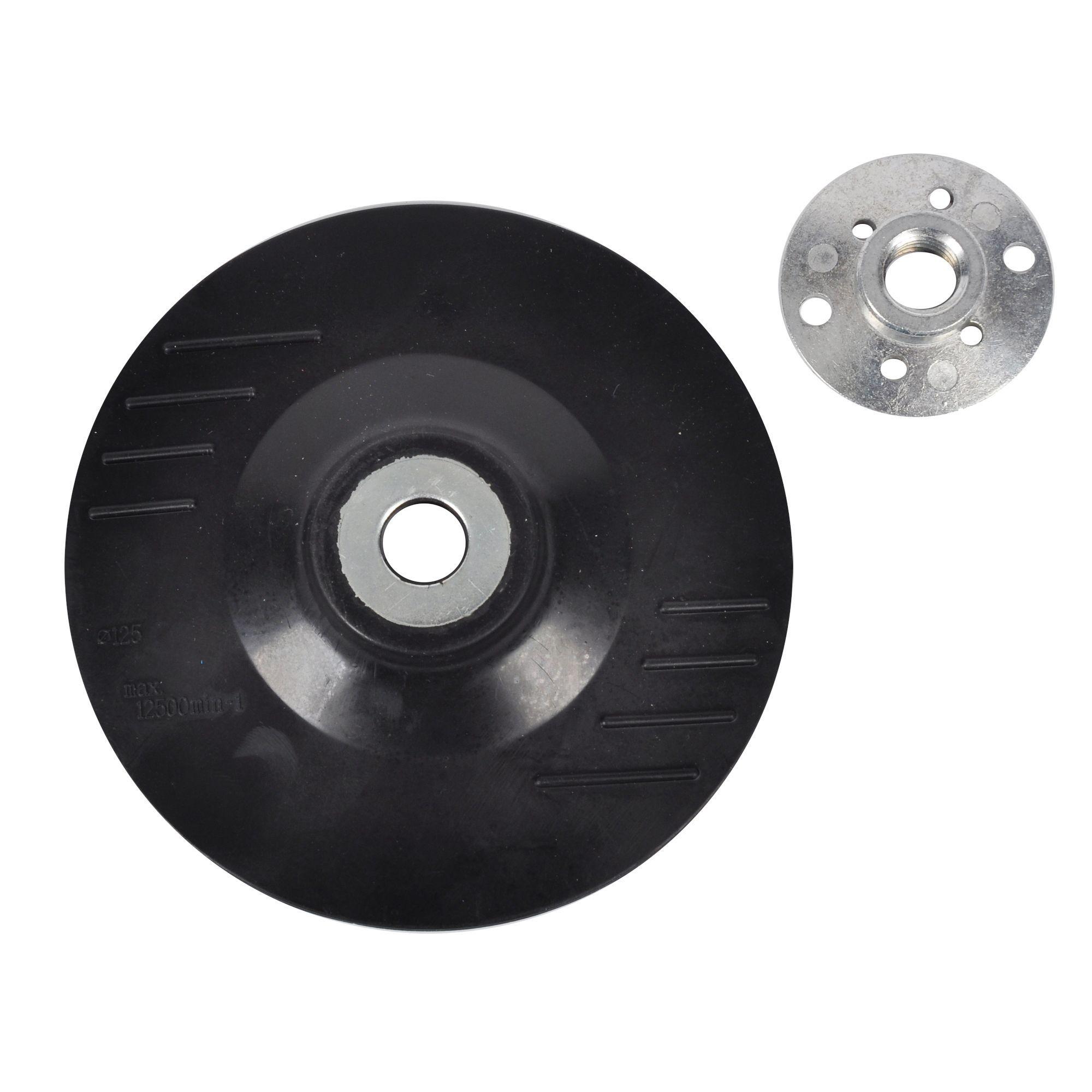 Ptx Grinder Sanding Plate (dia)125mm Of 1