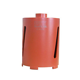PTX Dry Diamond Core Drill Bit (Dia)127mm