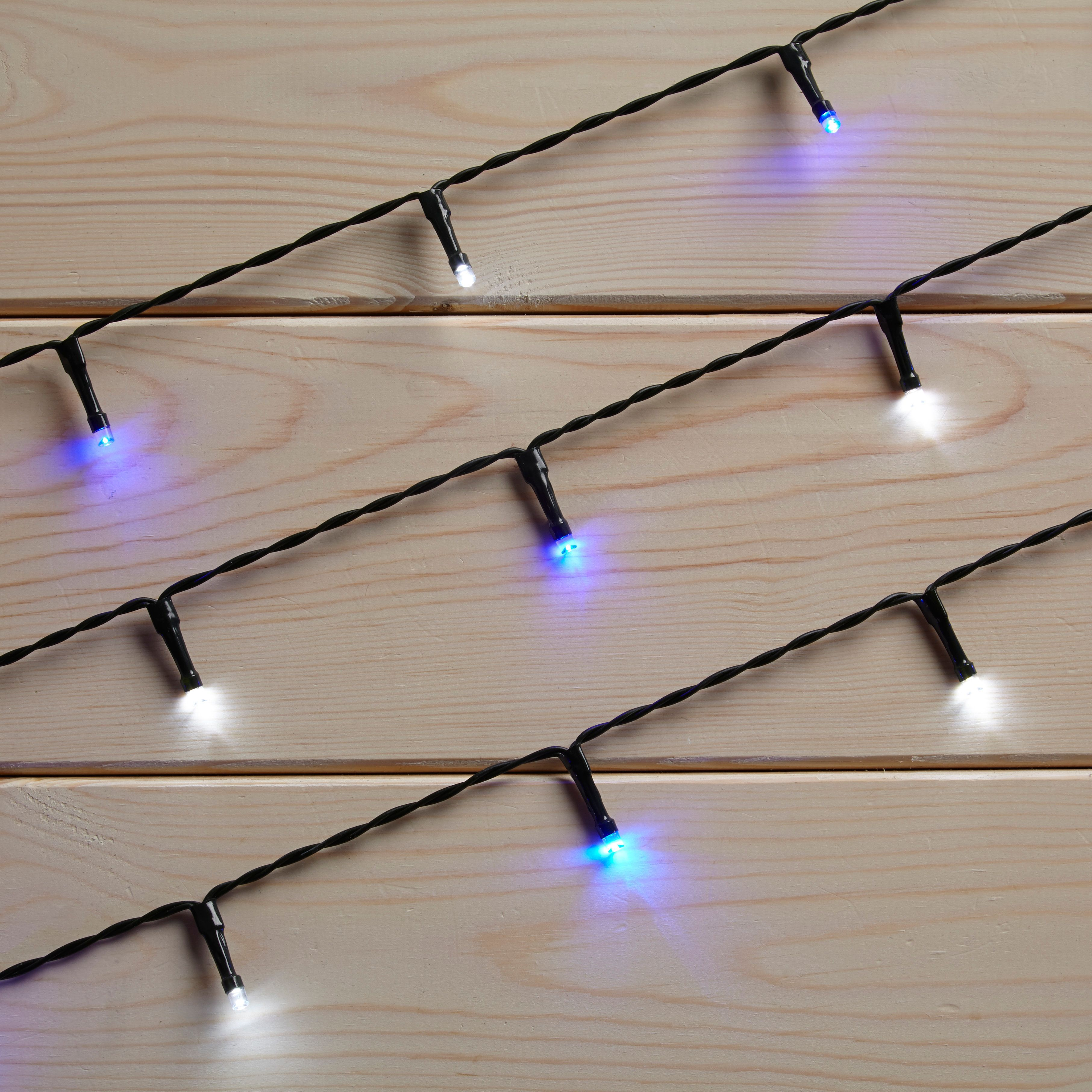 Led String Lights Diy : 200 LED String Lights Departments DIY at B&Q