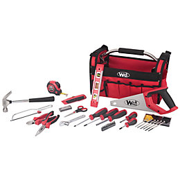 WorkPro 41 Piece Tool Kit