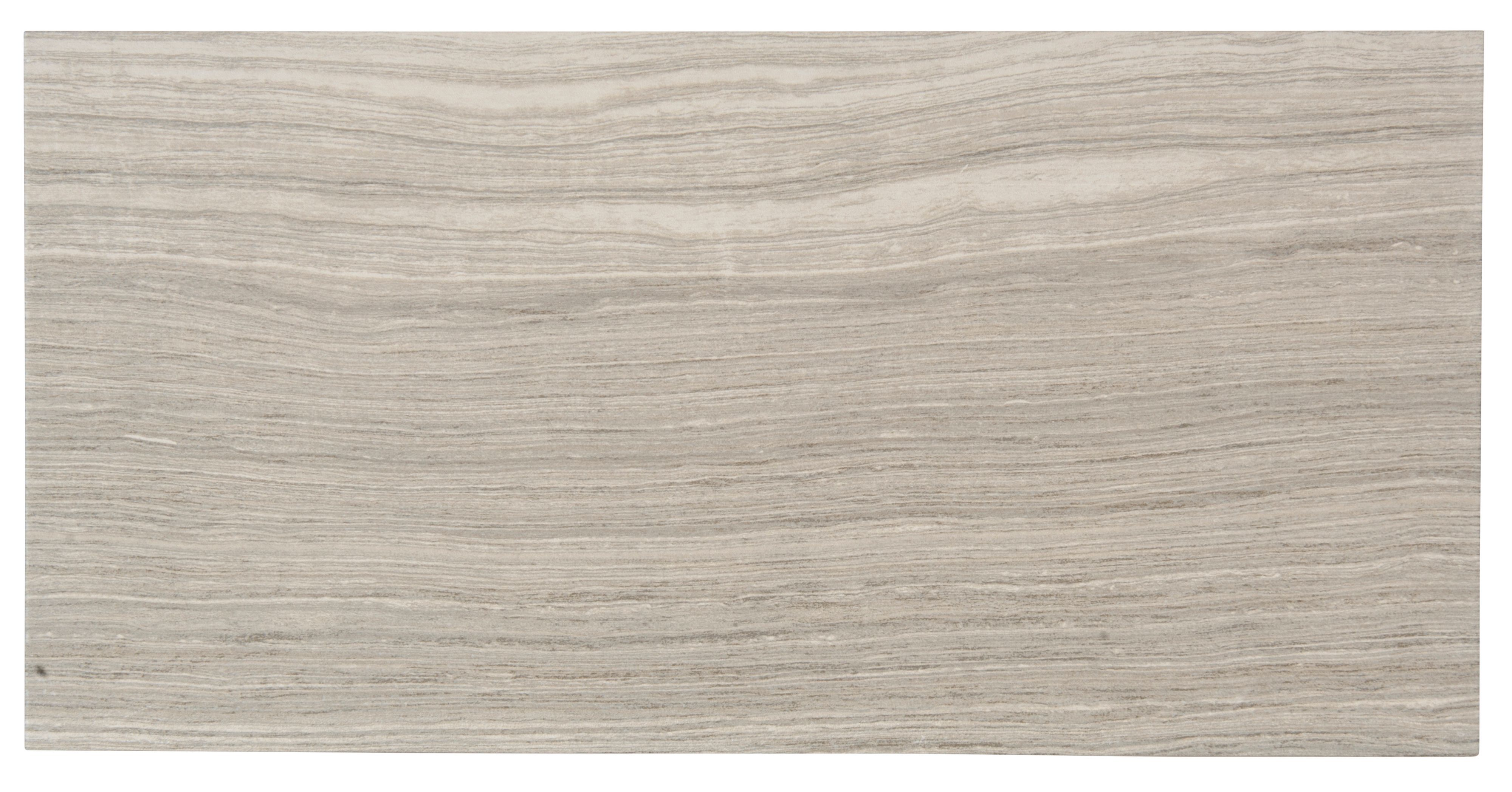 Bolina Grey Porcelain Wall & Floor Tile, Pack of 6, (L)600mm (W)300mm