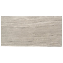 Bolina Grey Porcelain Wall & Floor Tile, Pack