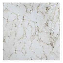 Colours Marble Effect Self Adhesive Vinyl Tile 1.02m²