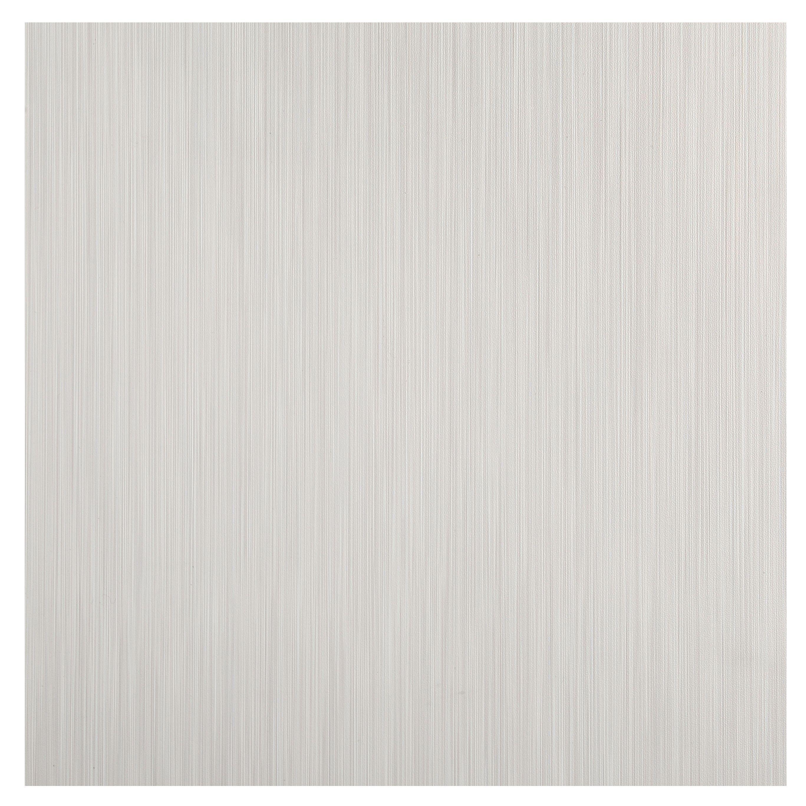 Colours Beige Brushed Self Adhesive Vinyl Tile 1.02m² Pack