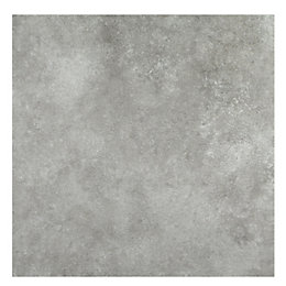 Colours Grey Stone Effect Self Adhesive Vinyl Tile