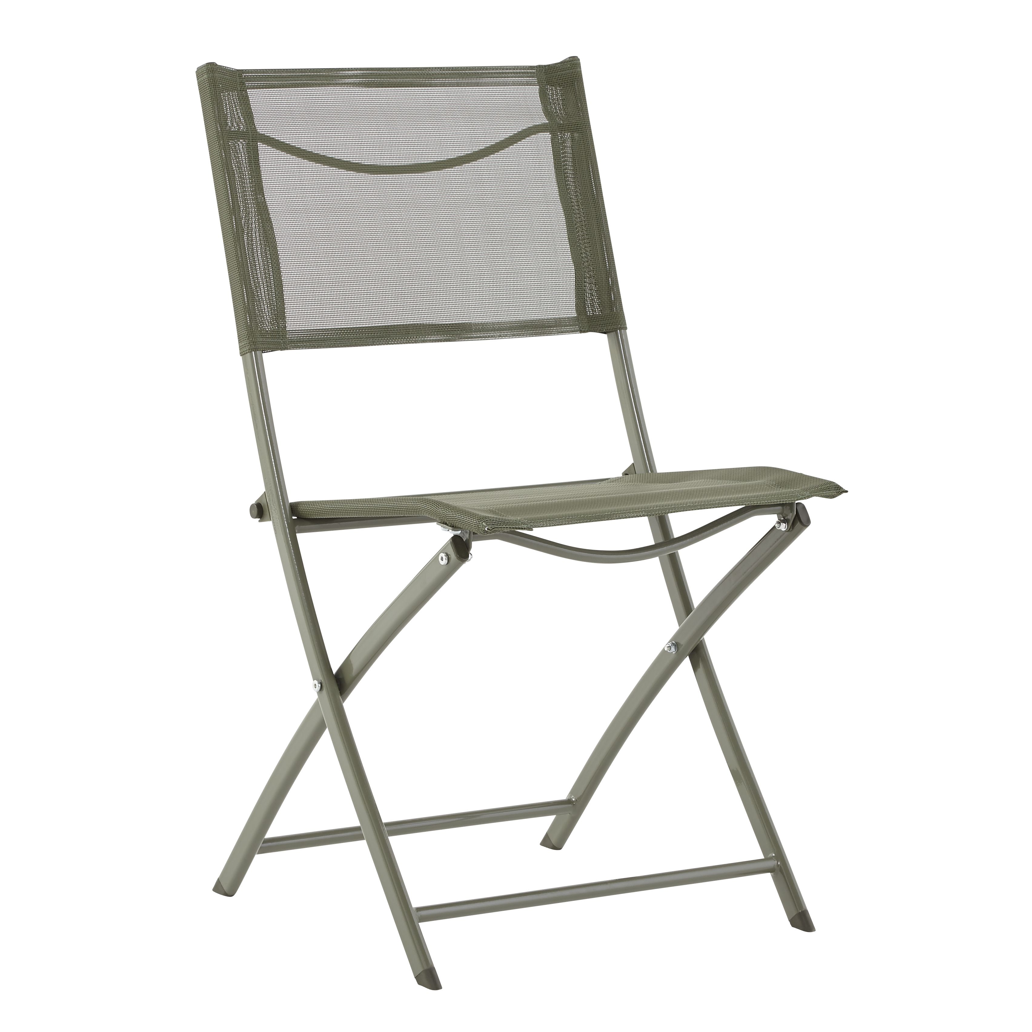 Saba Metal Folding Chair Departments