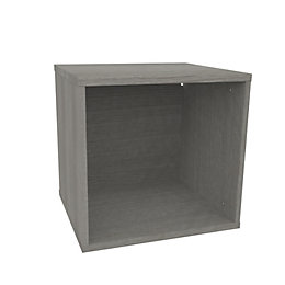 Form Oppen Grey Oak Effect Wall Unit (H)482mm