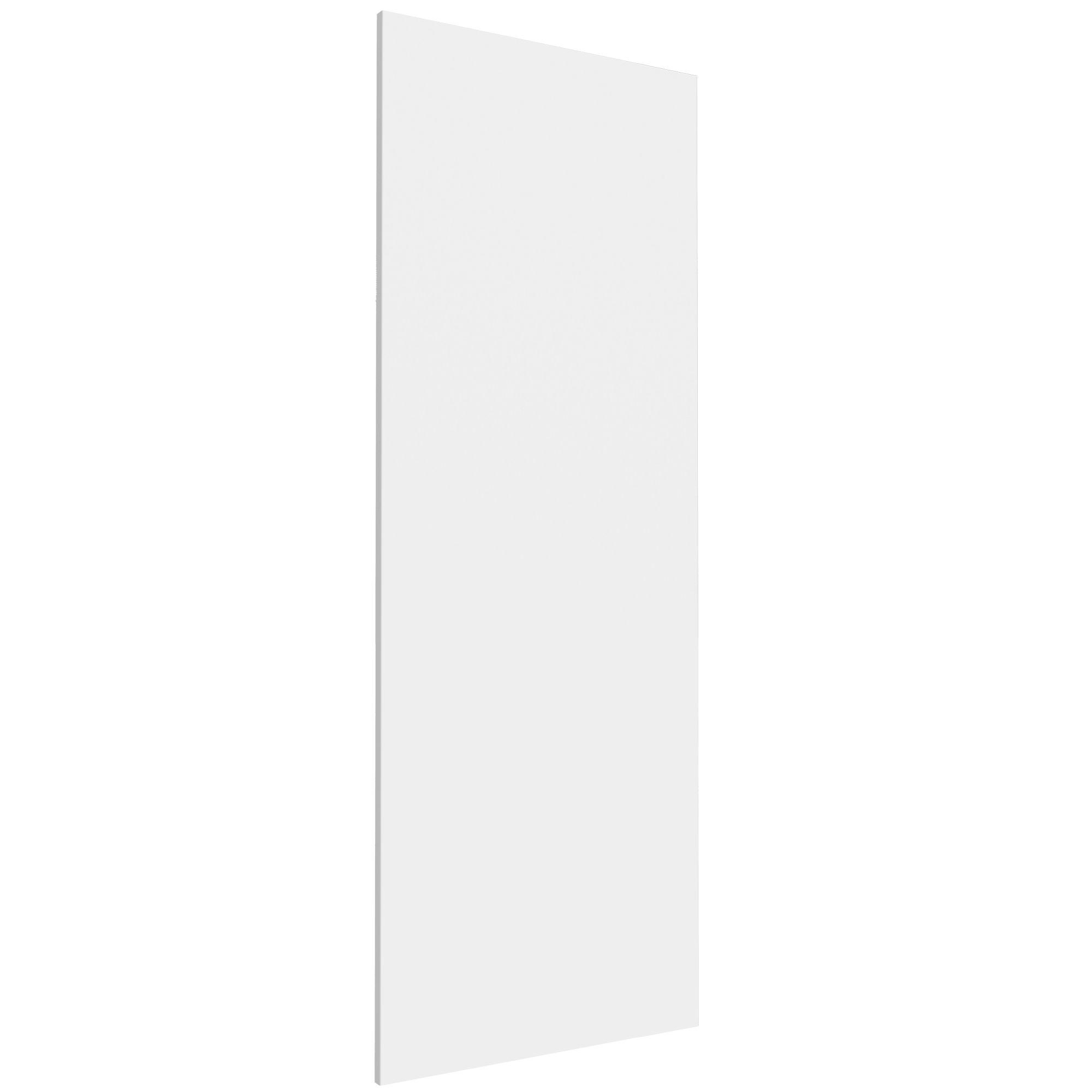 Darwin Modular White Wardrobe Door (h)1440mm (w)497mm