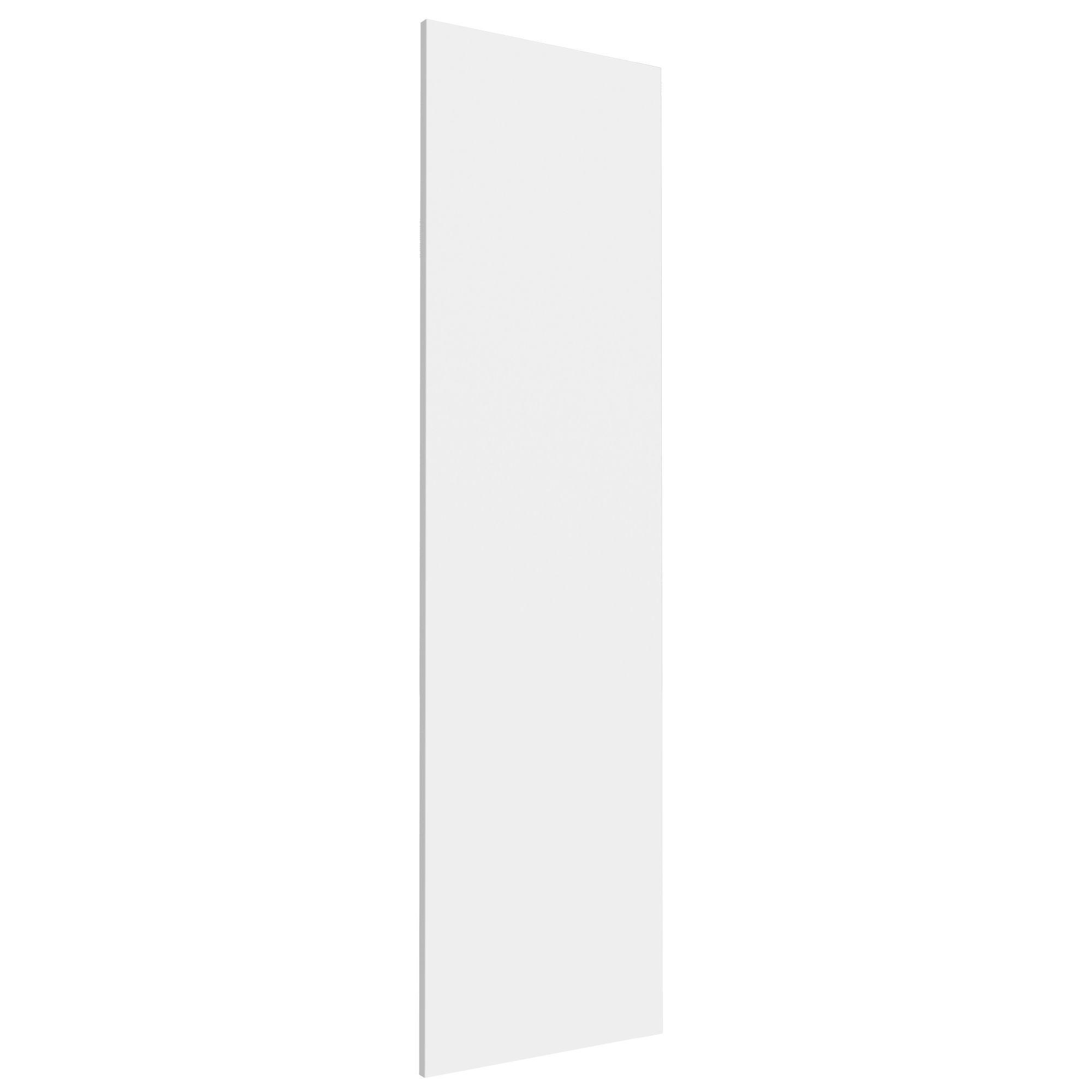Darwin Modular White Wardrobe Door (h)1440mm (w)372mm